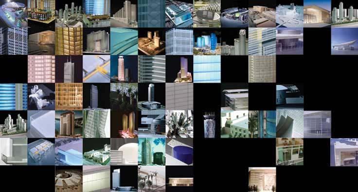 Architectural Scale Models: Model Works LA Inc , Los Angeles